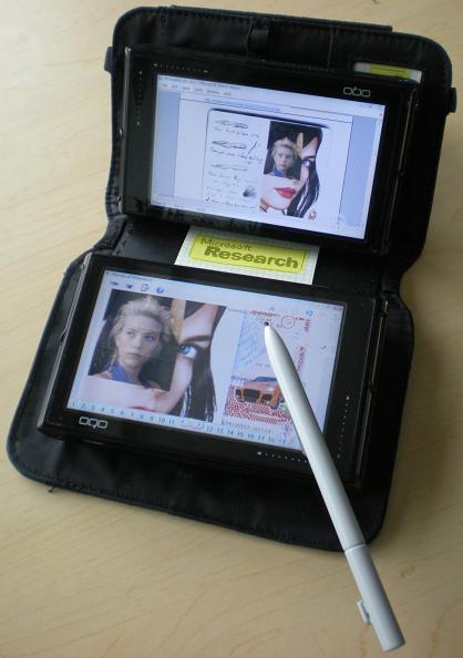 "Codex in the ""laptop"" posture"