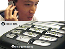 Blindsight for mobile phones