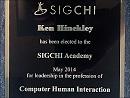 Thumbnail - Ken Hinckley CHI Academy 2014 Inductee