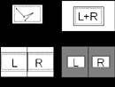 Kinesthetic Reference Frames in Two-Handed Input