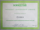 OfficeLabs Thought Leadership Award for Codex
