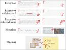 PapierCraft Paper Augmented Digital Document Project