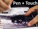 Pen + Touch = New Tools