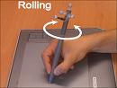 Pen Rolling