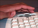 Scrolling Strip - Left Side of Keyboard