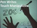 Simultaneous Pen and Touch