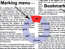 Implicit Bookmarking prototype and study