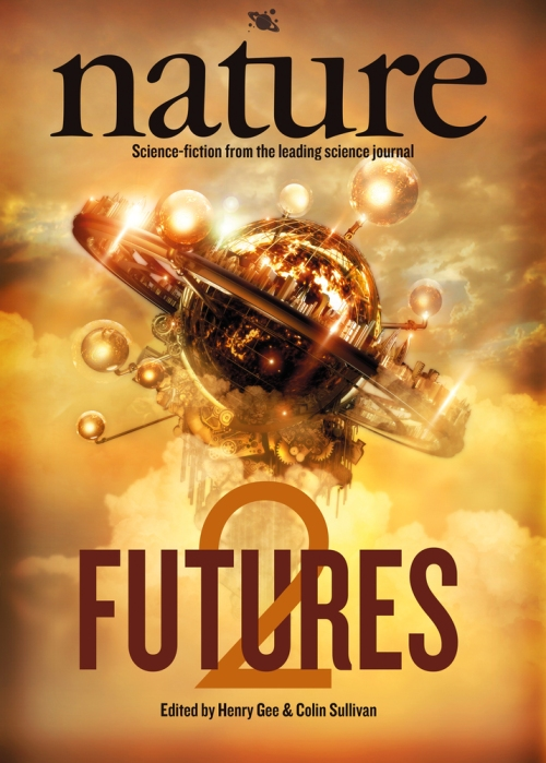 Nature Futures 2 (front cover) (Credit: JACEY http://www.jacey.com)