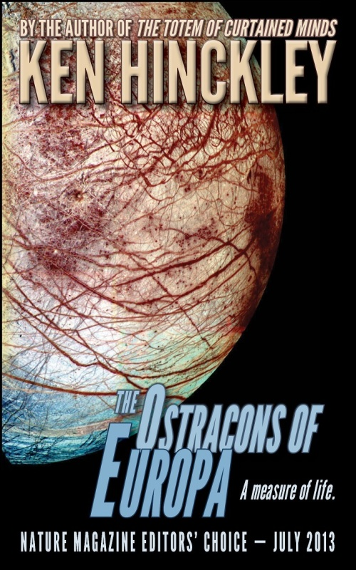 The Ostracons of Europa (book cover)