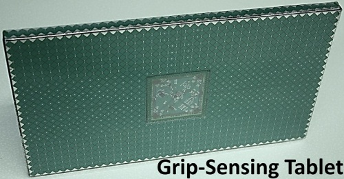 Grip Sensing Tablet Hardware